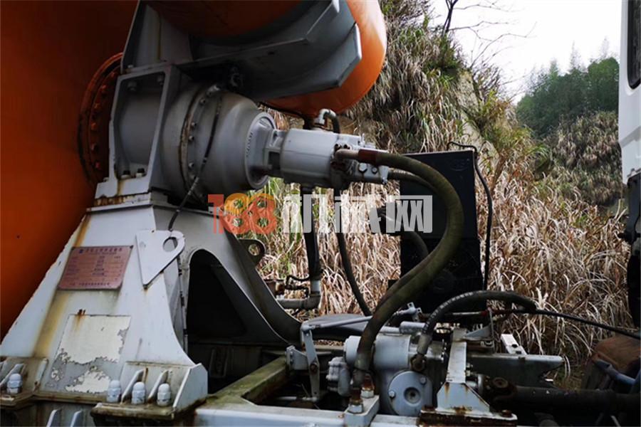 出售一批2012年陕汽德龙四桥大12方搅拌车